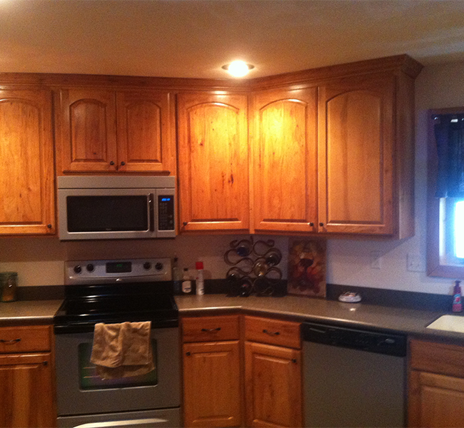 Creative Touch Custom Cabinets