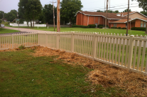 Maintenance Free Fences