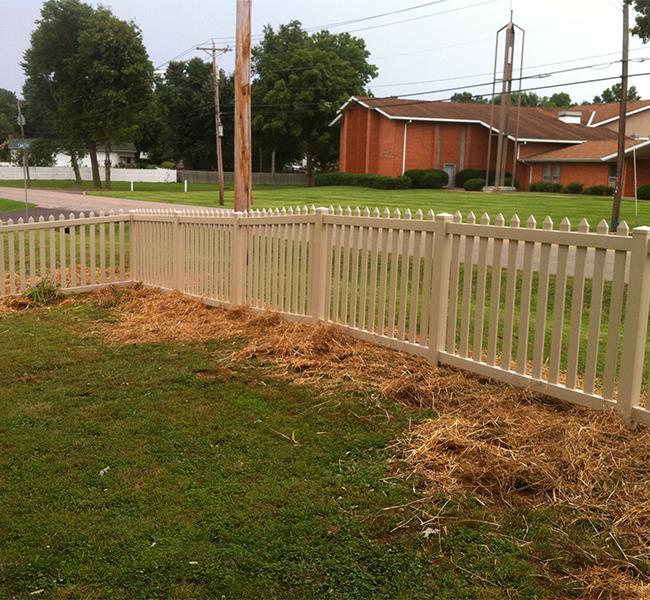 Maintenance Free Fences
